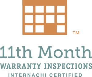 Certified 11th Month Warranty Inspector